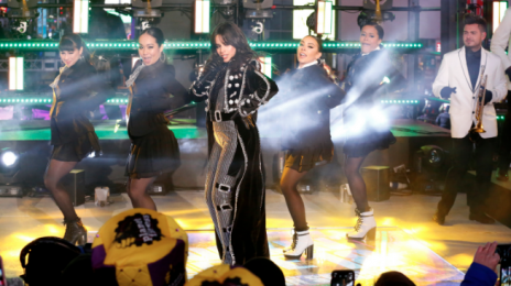 Watch:  Camila Cabello Cranks Out 'Havana' For 'New Year's Rockin' Eve 2018'
