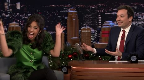 Cardi B Brings The Funny To 'Fallon' / Dishes On Grammy Nom, New Single, & More
