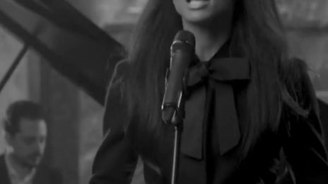 Watch: Ciara Belts 'Auld Lang Syne'
