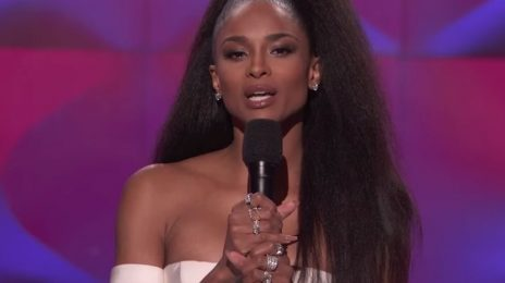 Must See: Ciara Gives Powerful Speech At Billboard Women In Music / Addresses Hollywood's Sexual Harassment Scandal