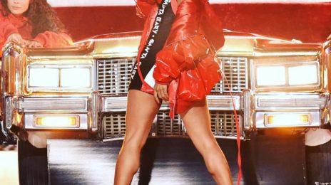 Watch: Ciara Slays ''Taraji's White Hot Holidays' [Full Performance]