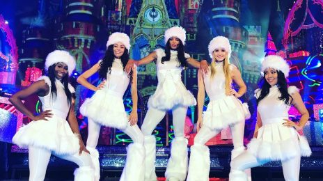 Watch: Ciara Slays Performance At Disney's Magical Holiday Celebration