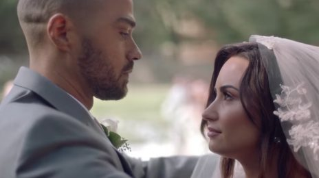 New Video: Demi Lovato - 'Tell Me You Love Me' [Starring Jesse Williams]