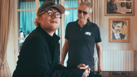 Ed Sheeran Releases ANOTHER Version Of 'Perfect' - With Andrea Bocelli