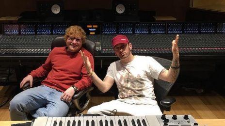 New Song: Eminem & Ed Sheeran - 'River'