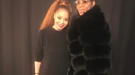 Hot Shot: Fantasia Meets Janet Jackson