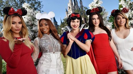 Watch: Fifth Harmony Perform At 'Disney Magical Christmas Celebration'