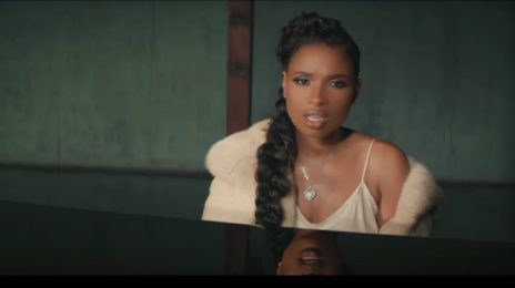 New Video: Jennifer Hudson - 'Burden Down'