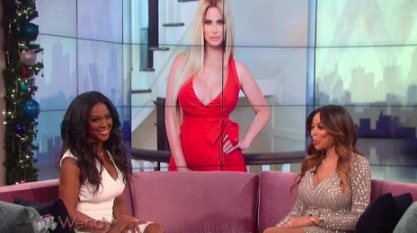 "Kenya Moore: Kim Zolciak Is Jealous That ""I Still Have My Original Face"""