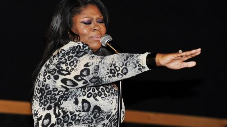 Kim Burrell Talks On-Stage Fall:  'Everybody Wishes They Could Fall in $1800 Boots'