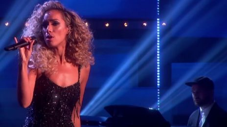 Watch: Leona Lewis Belts 'Bridge Over Troubled Water' On ITV Special