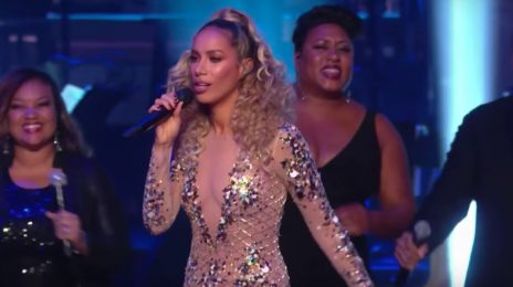 Watch: Leona Lewis Salutes Lionel Richie With Hits Medley At 'Kennedy Center Honors' [Performance]