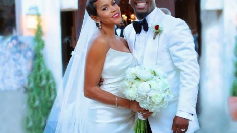 LeToya Luckett Marries Tommicus Walker