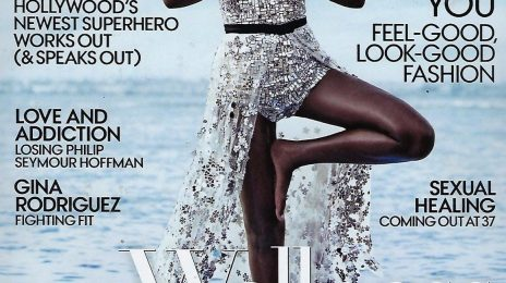 Stunning! Lupita Nyong'o Covers Vogue US