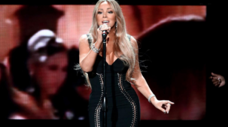 Mariah Carey Celebrates 25 Pound Weight Loss / Performs For WORLD AIDS DAY