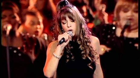 From The Vault: Mariah Carey - 'Joy To The World'