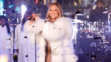 Take 2! Mariah Carey Performs at 'New Year's Rockin' Eve 2018' [Video]