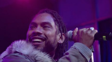 New Video: Miguel - 'Now'