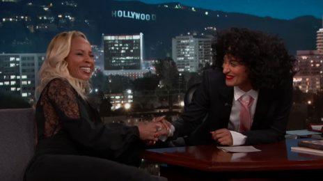 Mary J. Blige Talks 'Mudbound,' Music, & More On Kimmel