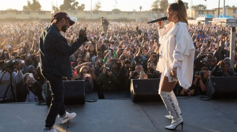 Rihanna Returns To The Stage At Kendrick Lamar's TDE Holiday Concert / Performs 'Loyalty', 'Wild Thoughts' & More [Video]