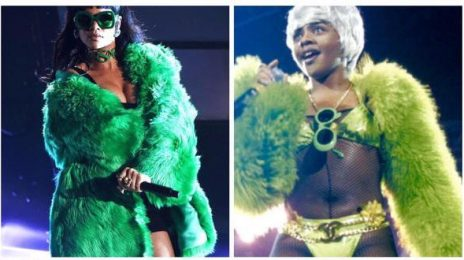 "Rihanna Salutes Lil Kim: ""She Has Pushed Limits Like No Other Black Artist"""