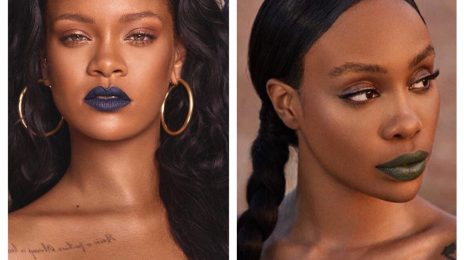Rihanna & SZA Sizzle In New Fenty Beauty Campaign