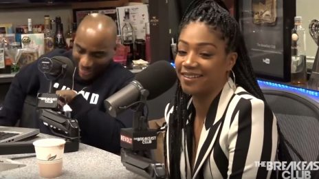 Tiffany Haddish Brings The Funny To 'The Breakfast Club'