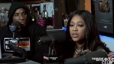 "Trina Visits 'The Breakfast Club' / Spills On 'Love & Hip-Hop Miami' & Brands Khia A ""Cockroach"""