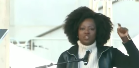 Watch: Viola Davis Delivers Powerful Speech At The #WomensMarch