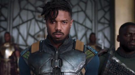 Watch: Michael B. Jordan Shares Epic 'Black Panther' Details In New Interview