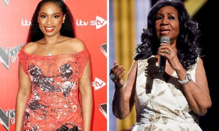 Aretha Franklin Picks Jennifer Hudson For Biopic
