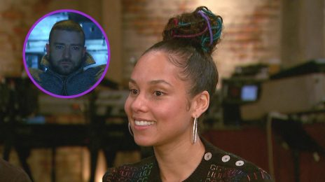 Watch:  Alicia Keys Dishes On Collaborating With Justin Timberlake For His New Album
