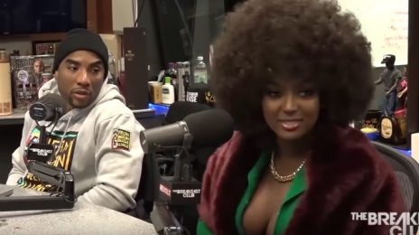Amara La Negra Visits 'The Breakfast Club' / Talks Being Afro-Latina, Racism, & 'Love & Hip-Hop Miami'