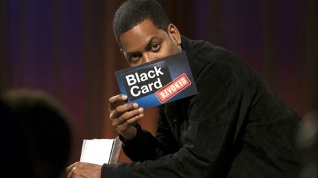 Exclusive:  Tony Rock Talks New BET Game Show #BlackCardRevoked & More
