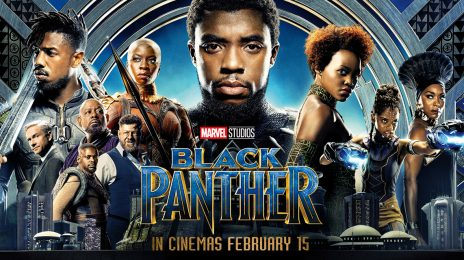 Black Panther Breaks Marvel Pre-Sale Record!