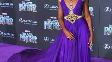 Hot Shots: Marvel's 'Black Panther' Stars Step Out For Epic World Premiere In LA