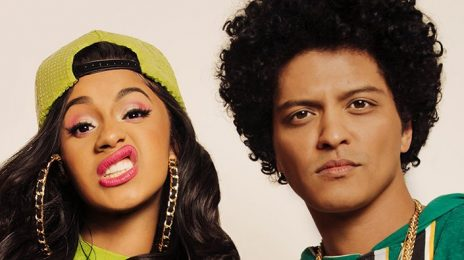 Report:  Cardi B To Drop NEW Bruno Mars Collabo THIS MONTH