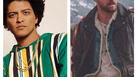 Bruno Mars Blocks Justin Timberlake Comeback With 'Finesse'
