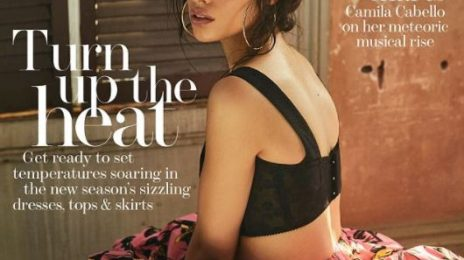 Hot Shots:  Camila Cabello Heats Up the Pages of 'The Edit' Magazine