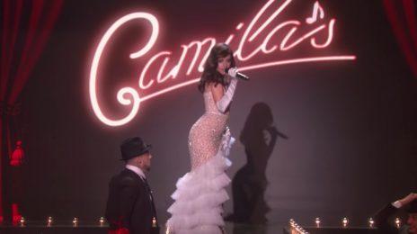 Watch: Camila Cabello Blazes Ellen With 'Havana' / Eyes #1 On Hot 100