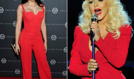 Cardi B & Christina Aguilera Cooking Up a Collaboration?