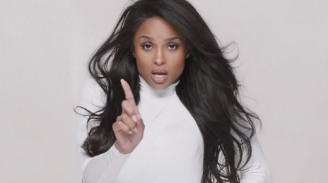 Ciara Causes Twitter Storm After Sharing Inspirational Marriage Message