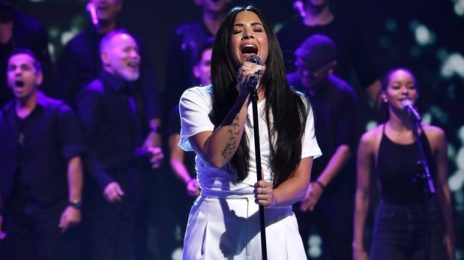 Did You Miss It?  Demi Lovato Performs 'Tell Me You Love Me' on 'Ellen'