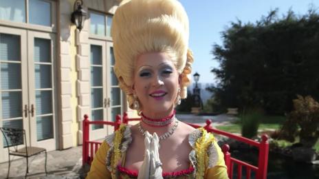 Behind the Scenes:  Katy Perry's 'Hey Hey Hey' Music Video [Watch]