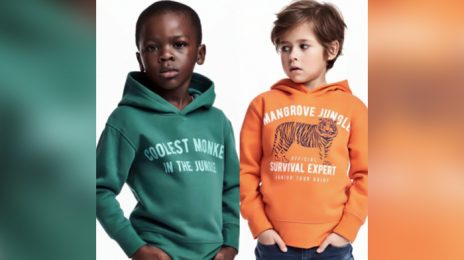 "H&M Issues Apology For Racist ""Coolest Monkey In The Jungle"" Ad"