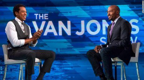 JAY-Z Denounces Donald Trump On 'The Van Jones Show' / Trump Responds