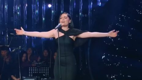 Watch: Jessie J Wows With Whitney Houston's 'I Have Nothing' On Chinese Show