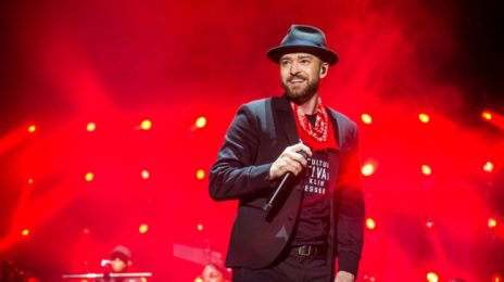 'We're Back'!:  Justin Timberlake Announces Return To Stage Following Vocal Cord Issues
