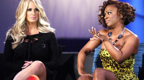 "Kandi Burruss To Kim Zolciak: ""I Never Wanted Your Box, Lying A** B*tch"""