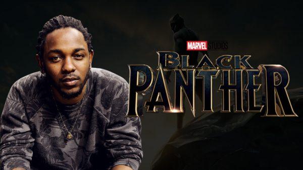 Resultado de imagen para Kendrick Lamar black panther